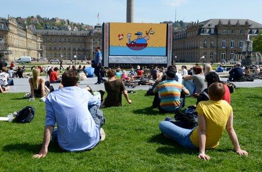 Trickfilm Festival in Stuttgart jetzt – Eintrittfrei!